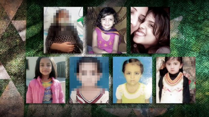 Child abuse cases in Pakistan and prevention
