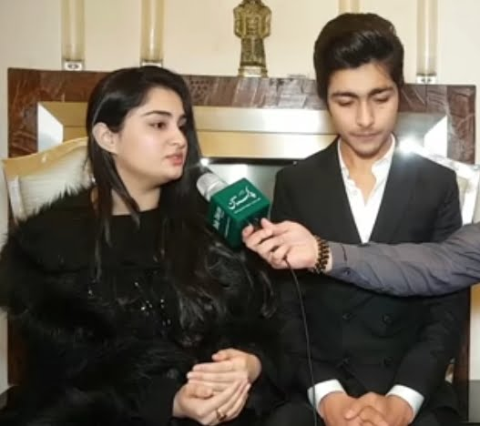 Young couple Got Married in Lahore.