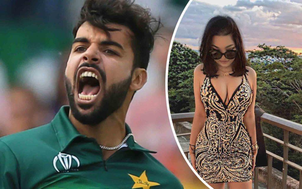 Shahdab Khan Scandal with Ashreena Safia