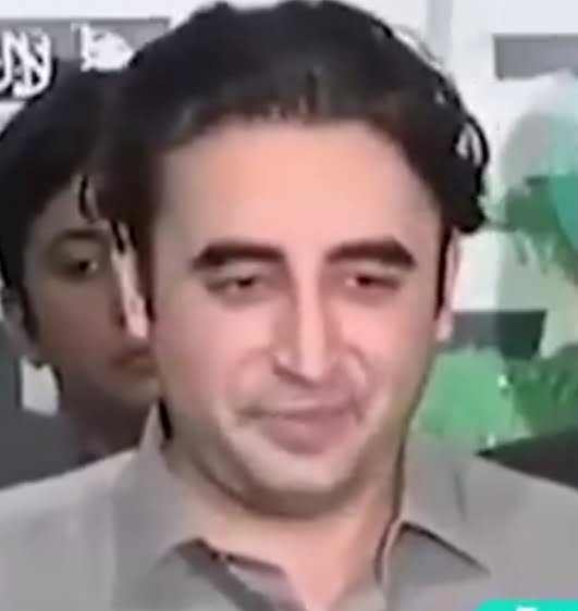 Chairman Pakistan People Party Madam Bilawal Bhutto Zardari