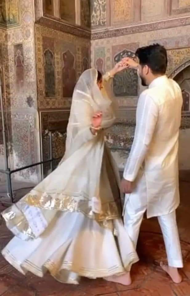 Bilal Saeed Saba Qamar leaked video