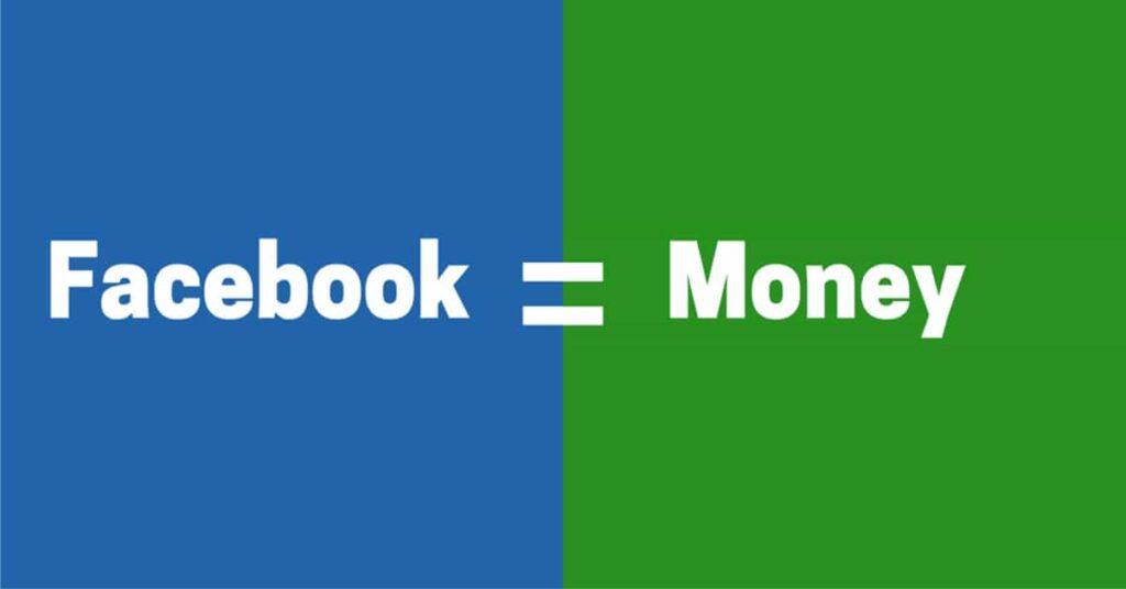 Ways to earn money on Facebook