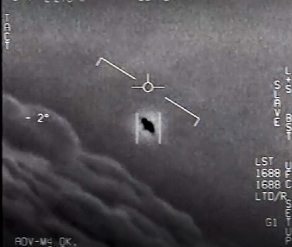 U.S. Navy officially releases UFO videos, years after they were unofficially leaked.