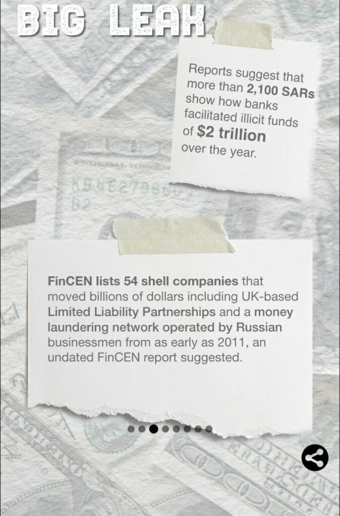 The FinCEN Files — dense bulletins full of technical information — are the most detailed USDT records ever leaked. They disclose suspicious transactions processed by major banks including Deutsche Bank, HSBC, JPMorgan Chase and Barclays. SARs are not necessarily evidence of wrongdoing.