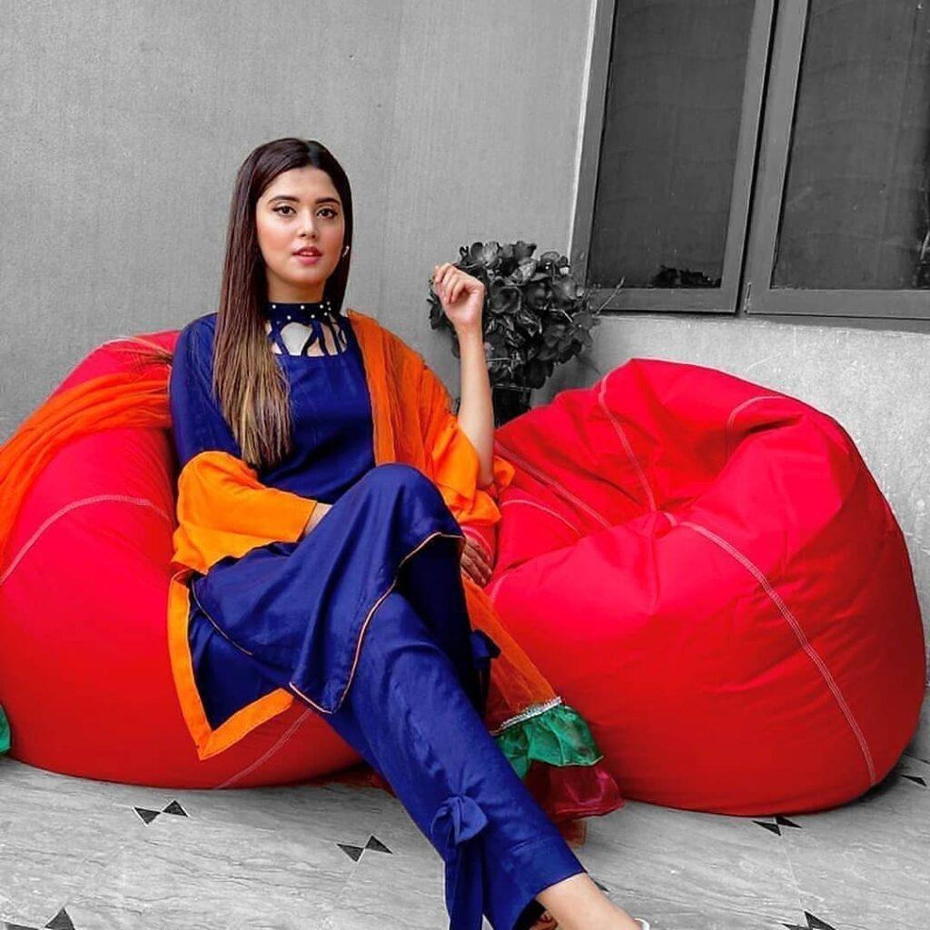 TikTok star Kanwal Aftab leaked