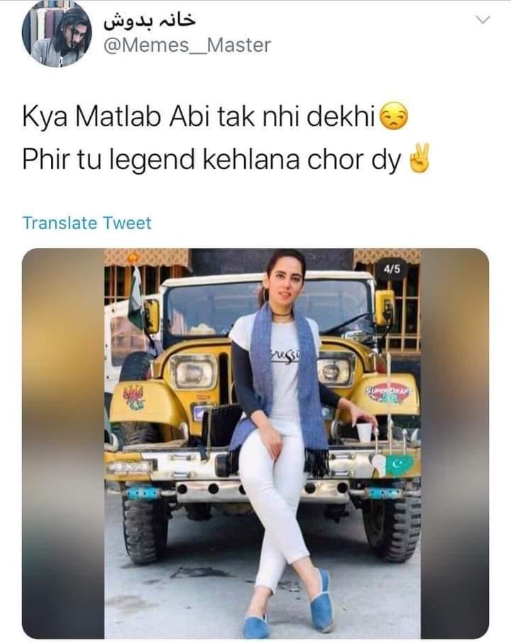 TikTok star Mishi Khan leaked video scandal