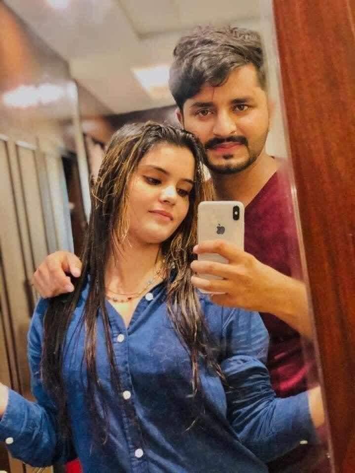 Silent girl leaked with TikTok star Shammas Nawaz