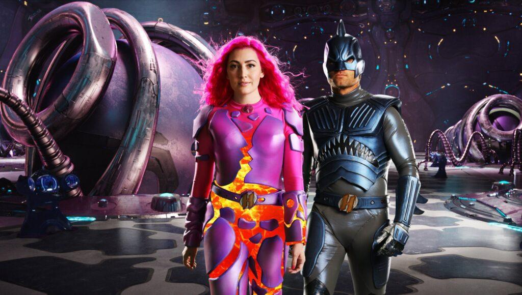 "Netflix Original ""We Can Be Heroes"""