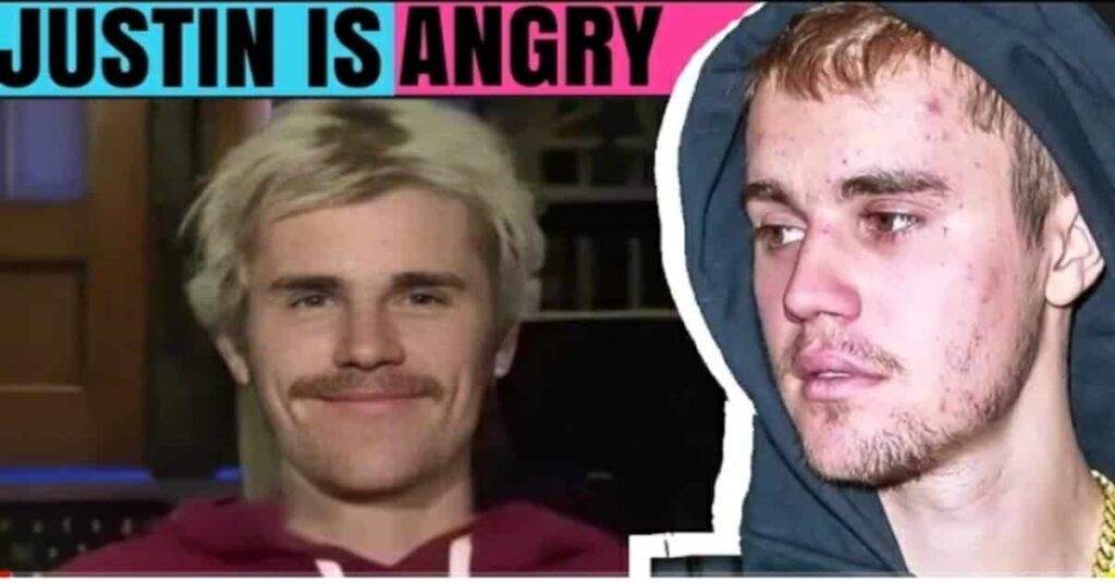 Justin Bieber is frustrated about his Google Images search results: 'People legitimately try to sabotage me'