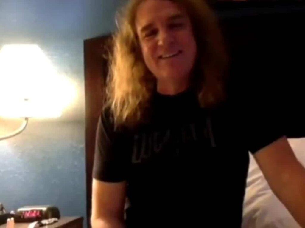 David Ellefson leaked videos go viral on social media and sparks outrage against Megadeth's member