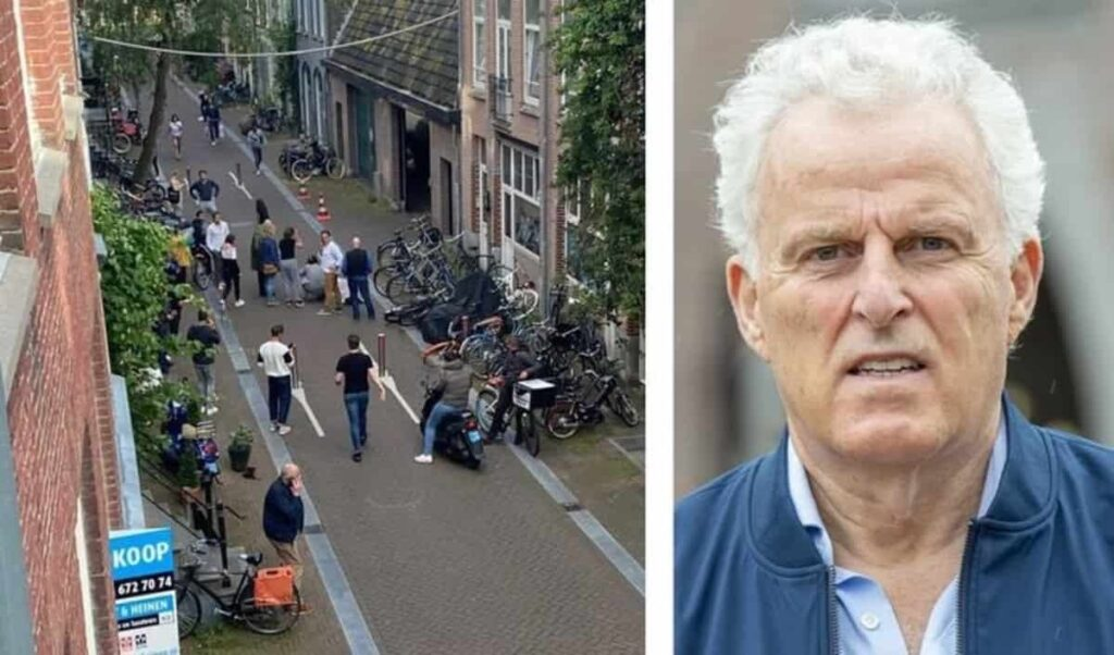 Dutch Crime journalist Peter R. de Vries was shot in the Lange Leidsedwarsstraat on Tuesday evening, July 6, 2021. He was taken to hospital with serious injuries. Several sources confirm that a suspect has been arrested on the A2 near Breukelen. Watch the video of the arrest of Peter R. de Vries' possible shooter, below.